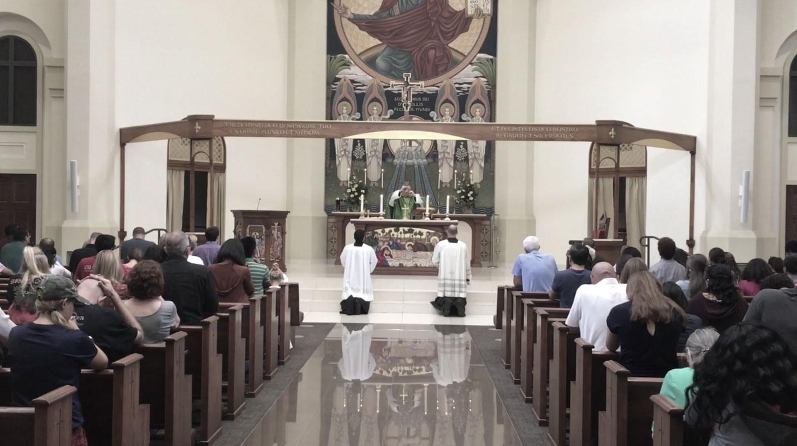 Catholic Church Website Design and Maintenance - The